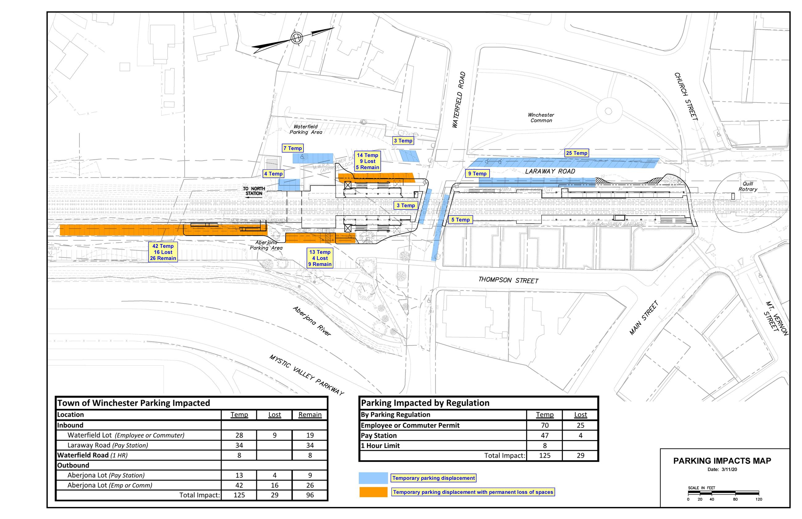 Town of Winchester Parking Impacts_2020-03-11